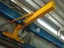 อย่างดี Single Girder Overhead Cranes & Festoon Systems Wall Travelling Jib Crane Long Life Jib Boom Crane Motorized Rotation ลดราคา